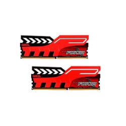MODULO DDR4 16GB (2X8GB) PC3000 GEIL FORZA RED | Quonty.com | GFR416GB3000C15ADC