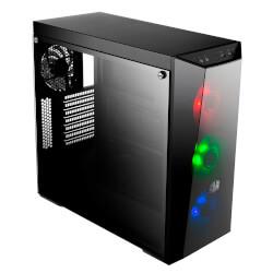CAJA TORRE/ATX COOLERMASTER MASTERBOX LITE 5 RGB | Quonty.com | MCW-L5S3-KGNN-02