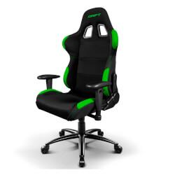 Silla Gaming Drift Dr100 Negro/Verde | Quonty.com | DR100BG