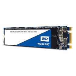 HD M2 SSD 250GB SATA3 WD BLUE 3D NAND | Quonty.com | WDS250G2B0B