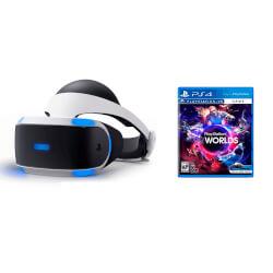 GAFAS SONY PLAYSTATION VR + VR WORLDS | Quonty.com | 9882169