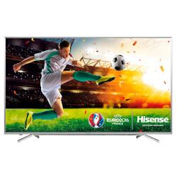 TV LED HISENSE H55NU8700 55'' 3840X21601200HZ SMART TV WIFI | Quonty.com | H55NU8700