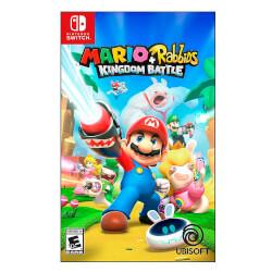 Juego Nintendo Switch Mario + Rabbids | Quonty.com | 3307216024415