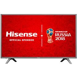 TV LED HISENSE H60NEC5600 60'' 3840X2160 1200HZ SMART TV | Quonty.com | H60NEC5600