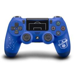 GAMEPAD ORIGINAL SONY PS4 DUALSHOCK AZUL PS FUTBOL | Quonty.com | 9917366
