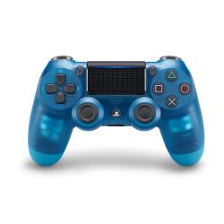 GAMEPAD ORIGINAL SONY PS4 DUALSHOCK AZUL CRYSTAL | Quonty.com | 9869160