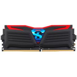 MEMORIA GEIL DDR4 8GB (2X4GB) PC2400 GEIL SUPER LUCE BL   Quonty.com   GLR48GB2400C16DC