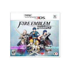 JUEGO NINTENDO 3DS FIRE EMBLEM WARRIORS | Quonty.com | 2237681