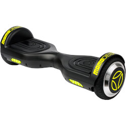 HOVERBOARD MOMO LONDON NEGRO/AMARILLO | Quonty.com | MD-H65A