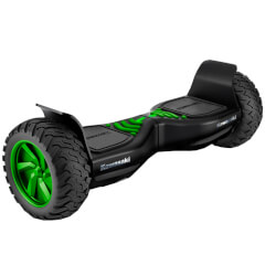 HOVERBOARD KAWASAKI CROSS NEGRO | Quonty.com | KX-CROSS8.5