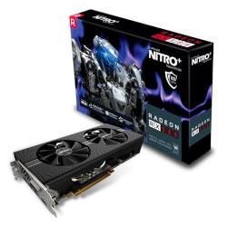 SAPPHIRE RX580 NITRO 4GB GDDR5 | Quonty.com | 11265-08-20G