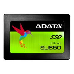 SSD ADATA 2.5'' 120GB SATA3 SU650 | Quonty.com | ASU650SS-120GT-C