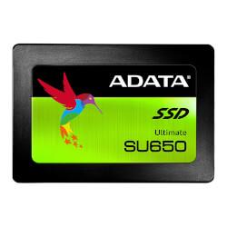 SSD ADATA 2.5'' 240GB SATA3 SU650 | Quonty.com | ASU650SS-240GT-C