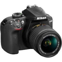 CAMARA NIKON REFLEX D3400 DX18/55 noVR+55/200 VRII | Quonty.com | 999D3400DK1