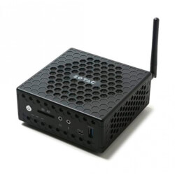 ORDENADOR MINIPC ZOTAC ZBOX-CI327NANO-BE-W3B | Quonty.com | ZBOX-CI327NANO-BE-W3B