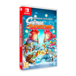 JUEGO NINTENDO SWITCH SCRIBBLENAUTS SHOWDOWN | Quonty.com | SCRIBBLENAUTS_SWITCH
