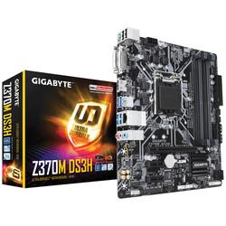 PLACA BASE GIGABYTE 1151-8G Z370M DS3H | Quonty.com | GAZ37MS3H-00-G