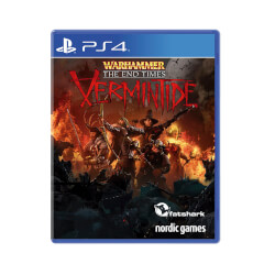Juego Sony Ps4 Warhammer: The End Times Vermintide | Quonty.com | WARHAMMERTHEENDTIMESVERMINTIDE