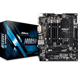 Placa Base Asrock J4005m Intel Dual Core Gemini Lake   Quonty.com   90-MXB6L0-A0UAYZ