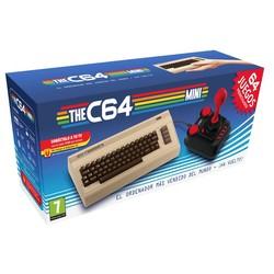 CONSOLA RETRO COMMODORE C64 MINI | Quonty.com | C64MINI