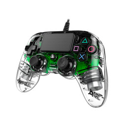 GAMEPAD NACON PS4 CRISTAL VERDE | Quonty.com | PS4OFCPADCLGREEN