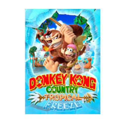 JUEGO NINTENDO SWITCH DONKEY KONG TROPICAL FREEZE | Quonty.com | 2522981