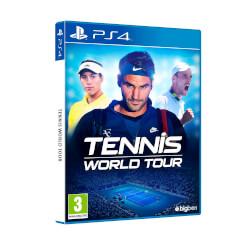 JUEGO SONY PS4 TENNIS WORLD TOUR | Quonty.com | PS4TENNISWTSPPT