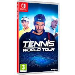 JUEGO NINTENDO SWITCH TENNIS WORLD TOUR | Quonty.com | SWITCHTENNISWTSPPT
