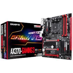 PLACA BASE GIGABYTE AM4 GA-AX370-GAMING 3 | Quonty.com | GAAX37GM3-00-G11