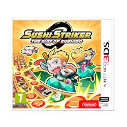 JUEGO NINTENDO 3DS SUSHI STRIKER THE WAY OF SUSHIDO | Quonty.com | 2239781