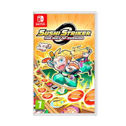 JUEGO NINTENDO SWITCH SUSHI STRIKER WAY OF SUSHIDO | Quonty.com | 2523481