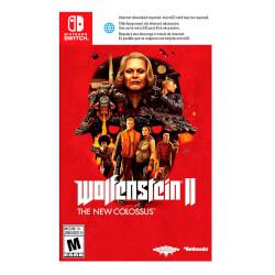 JUEGO NINTENDO SWITCH WOLFENSTEIN 2 | Quonty.com | 2523581