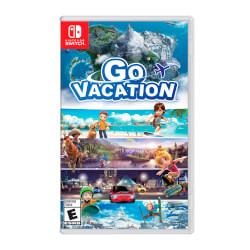 Juego Nintendo Switch Go Vacation | Quonty.com | 2523981