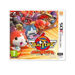 JUEGO NINTENDO 3DS YOKAI WATCH BLASTERS GATO | Quonty.com | WATCHBLASTERSCAT3DS