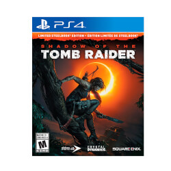JUEGO SONY PS4 SHADOW OF THE TOMB RAIDER | Quonty.com | TOMBRAIDERPS4