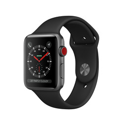RELOJ INTELIGENTE APPLE 16GB GPS SPACE GREY | Quonty.com | MTGP2QL/A
