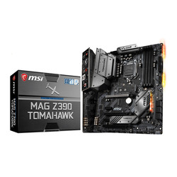 Placa Base  Msi Mag Z390 Tomahawk Intel1151 Atx   Quonty.com   911-7B18-001