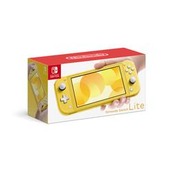 Consola Nintendo Switch Lite Amarillo | Quonty.com | 10002291
