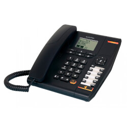 TELÉFONO ALCATEL TEMPORIS 780 NEGRO | Quonty.com | TEMPORIS 780