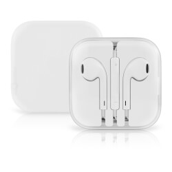AURICULARES ORIGINALES EARPODS DE APPLE | Quonty.com | MD827ZM/B