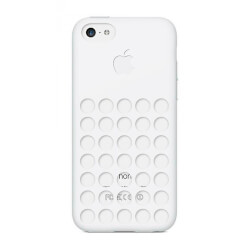 FUNDA APPLE PARA IPHONE 5C BLANCA | Quonty.com | MF039ZM/A