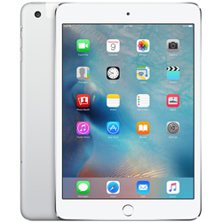 IPAD MINI 4 32GB WIFI+CELL 7.9'' DUALCORE 2GB+32GB 4G IOS10 PLATA | Quonty.com | MNWF2TY/A