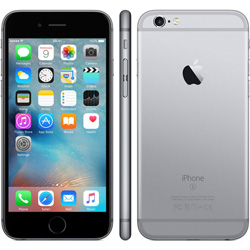 APPLE IPHONE 6S 32GB 4.7''IPS DUALCORE 2GB/32GB 4G 5/12MPX 1SIM IOS10 GRIS ESPACIAL | Quonty.com | MN0W2QL/A