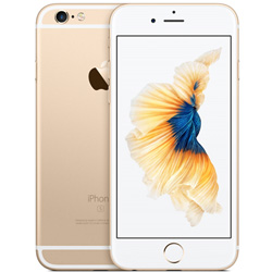 APPLE IPHONE 6S 32GB 4.7''IPS DUALCORE 2GB/32GB 4G 5/12MPX 1SIM IOS10 GOLD | Quonty.com | MN112QL/A