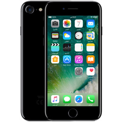 APPLE IPHONE 7 128GB 4.7''IPS QUADCORE 2GB/128GB 4G 7/12MPX 1SIM IOS10 NEGRO BRILLANTE | Quonty.com | MN962QL/A
