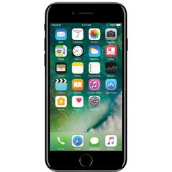 APPLE IPHONE 7 256GB 4.7''IPS QUADCORE 2GB/256GB 4G 7/12MPX 1SIM IOS10 NEGRO BRILLANTE | Quonty.com | MN9C2QL/A