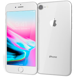 APPLE IPHONE 8 256 PLATA | Quonty.com | MQ7D2QL/A