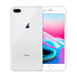 APPLE IPHONE 8 PLUS 64GB PLATA | Quonty.com | MQ8M2QL/A