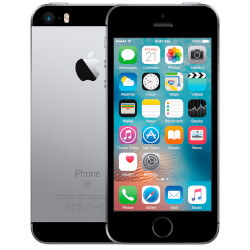SMARTPHONE APPLE IPHONE SE 4.0'' 128GB GRIS ESPACIAL | Quonty.com | MP862Y/A