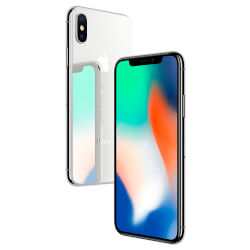 APPLE IPHONE X 256GB PLATA | Quonty.com | 190198458582